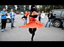 Марат Созаев - танцор из Северной Осетии зажигает Asa Style Кавказская лезгинка 2016