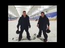 NIKUSHKIN DAY - Олимпийская спорт база. Сноуборд. Тренировка. Злой Енот. Спортивня гимнастика