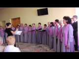 Академический хор им. Сахарова, Чесноков - Трисвятое