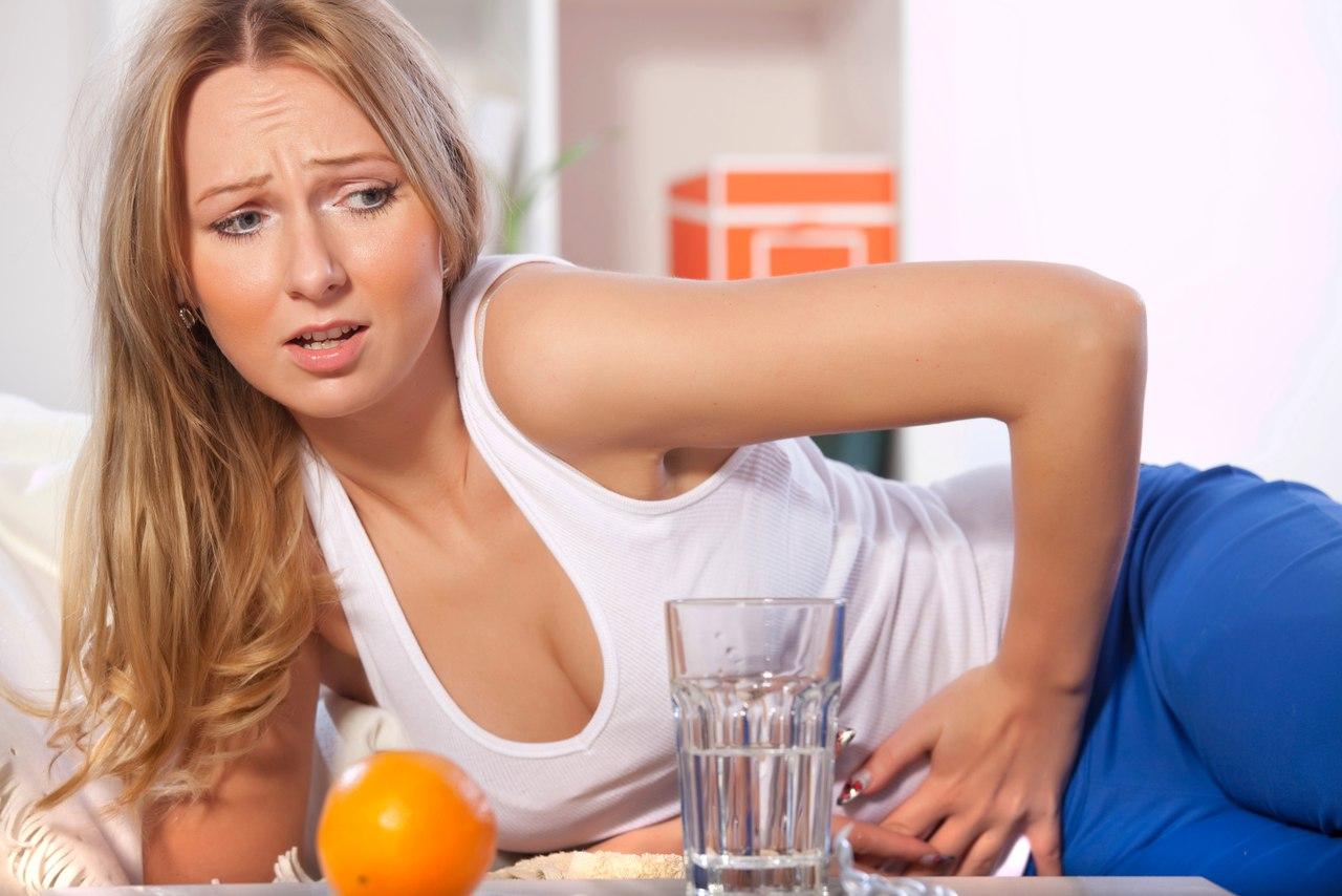 признаки женских болезней