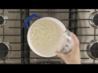Готовим спагетти болоньезе