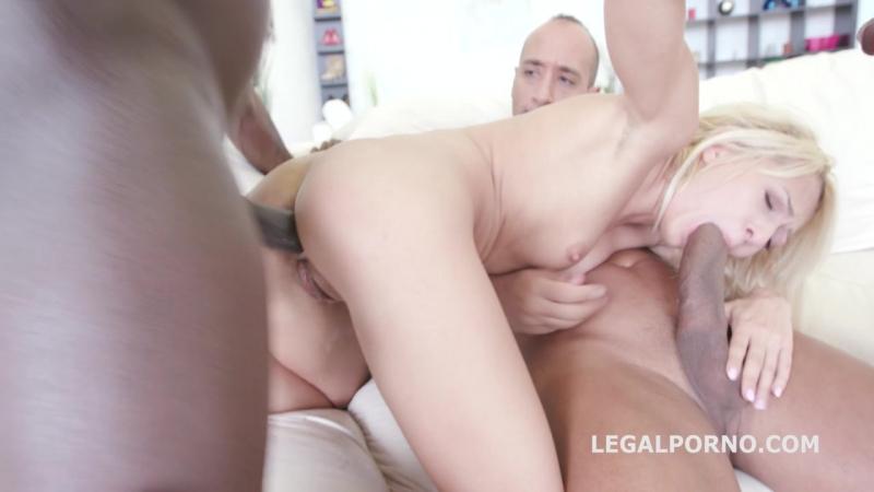 Legal Porno Black Busters 5on1 Lola Shine interracial DP DAP GAPES FACIAL BBC