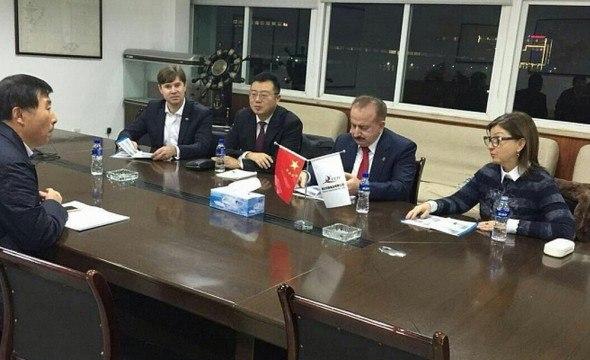 Партнерство ДГТУ с Китаем выходит на новый уровень