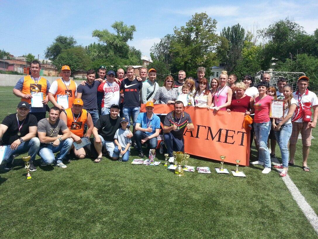 Спортсмены ТАГМЕТа завоевали главный кубок городской Спартакиады