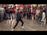 Выступление мурманчанки вошло в ТОП-10 самых интересных видео проекта Танцы. Дети