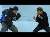 Boxing vs Kung Fu (Funny Fight Scene)