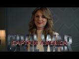 Emily VanCamp (Agent 13) Q&A: Captain America Civil War (Spoilers)