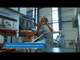 LFT-D production line at Polytec NL