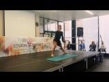 Body Balance Training - Patryk Tomaszewski, Lithuania.