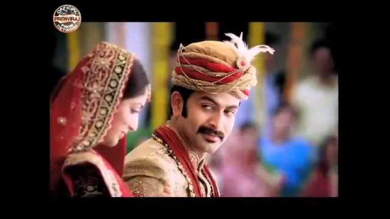Prithviraj in Kalyan silks - Wedding Ad [Prithvifans.tumblr.com]