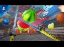 Fruit Ninja VR - Gameplay Trailer   PS VR