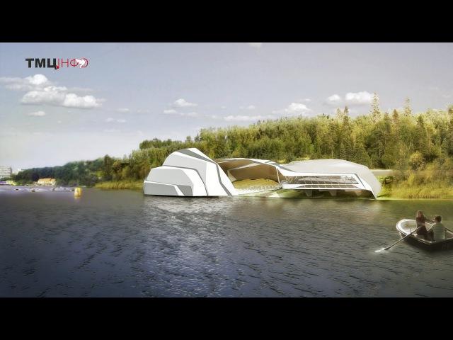 На березі озера може з'явитись Ternopil Open Opera