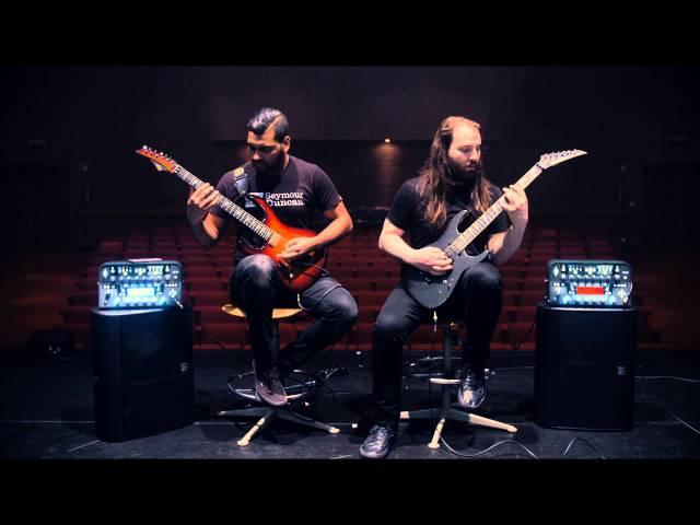 ABORTED - Cadaverous Banquet Guitar Play Through