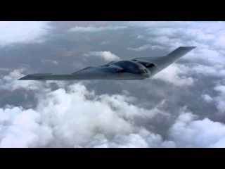B 2 Stealth Bomber / Б-2 «Спирит» американский тяжёлый бомбардировщик