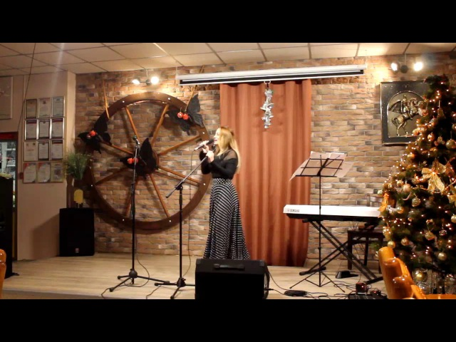 Dina Minko - Song for you (cover Michael Buble)