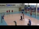 Волейбол. Нападающий удар