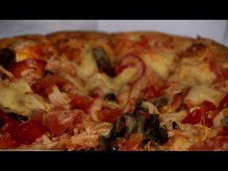 В меню ресторана Отдых появилась итальянская пицца