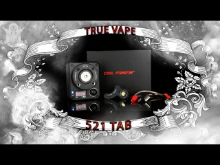 Обзор Coil Master 521 Tab | Удобно и практично | from coil-master.net