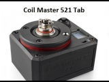 Coil Master 521 Tab. Приятная приспособа.