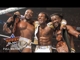 #My1 FULL MATCH - Fatal 4-Way Tag Team Championship Match: Summerslam 2015 on WWE Network