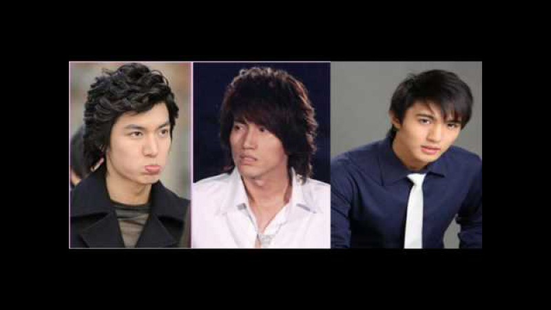 JERRY YAN, LEE MIN HO, NICO IBAVIOSA (F4 LEADERS OF HANA YORI DANGO)