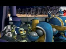 Болт и Блип спешат на помощь (2011) HD 720
