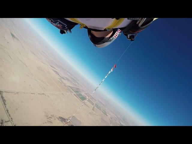 Insane Wingsuit Avtion | Red Bull Aces 2016 Phoenix | Skuff TV Offcut