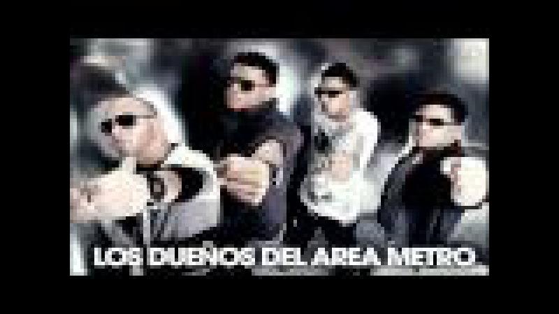 Me Enamore - Los Dueños Del Area Metro [Los Palgos] [HD]
