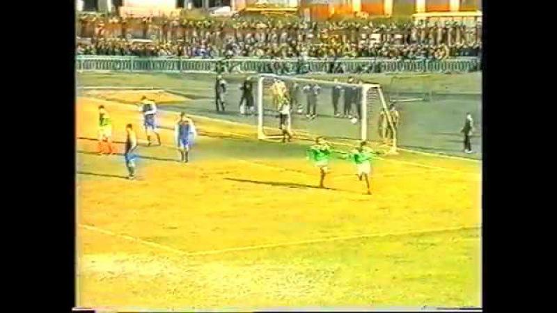 История (1994) Гол Клонцака в ворота нижегородского «Локомотива»