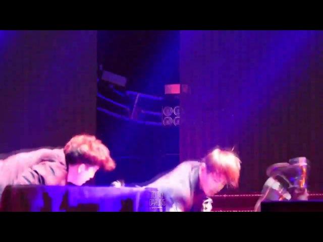 [160702] BTS - V focus No More Dream Dance Break @ Epilogue in Nanjing