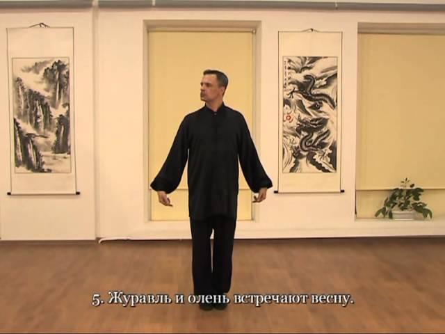 Лечебный цигун для ЖКТ №2 с доктором Бутримовым. Ассоциация Даоинь России
