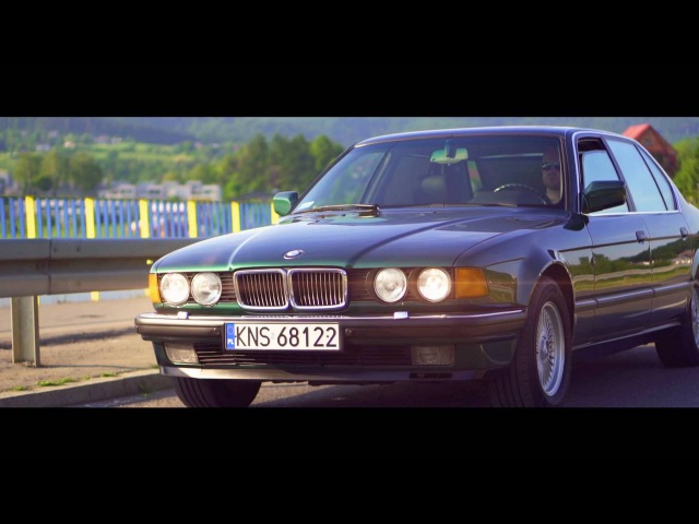 Drive Your Way BMW e32 750il highline