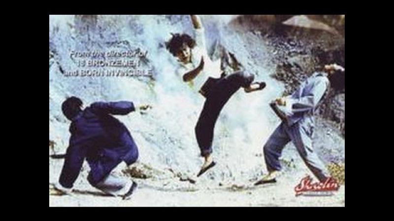 Дракон - Герой (боевик каратэ,Джон Лиу,Драгон Ли 1978 год)