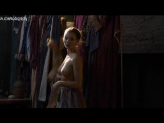 Элайн Пауэлл (Eline Powell) топлес в сериале Игра престолов (Game of Thrones, 2016) - Сезон 6 / Серия 5 (s06e05) 1080p