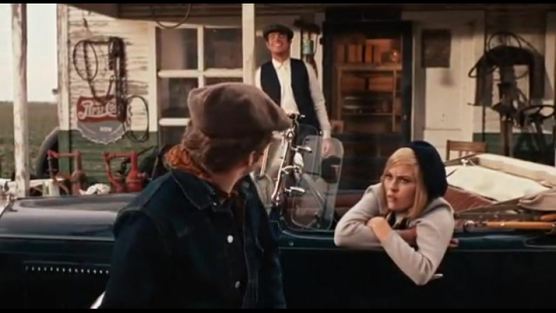 ◄Bonnie and Clyde(1967)Бонни и Клайд*реж.Артур Пенн