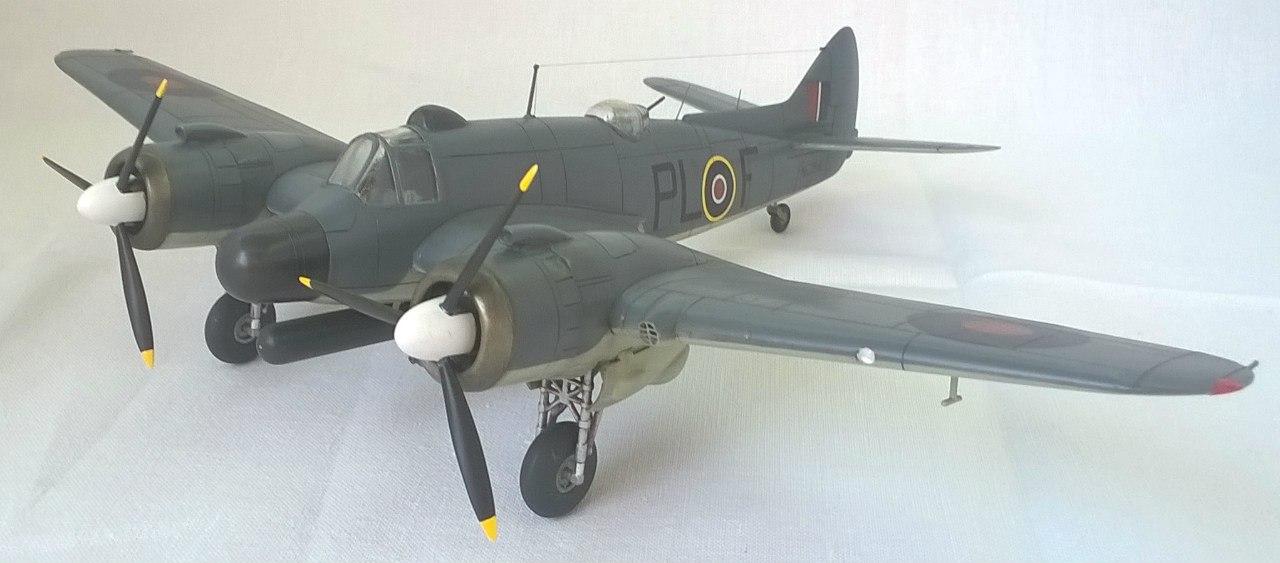 Bristol Beaufighter TF.Mk.X 1/72 (Revell) _tckwLvHWZU