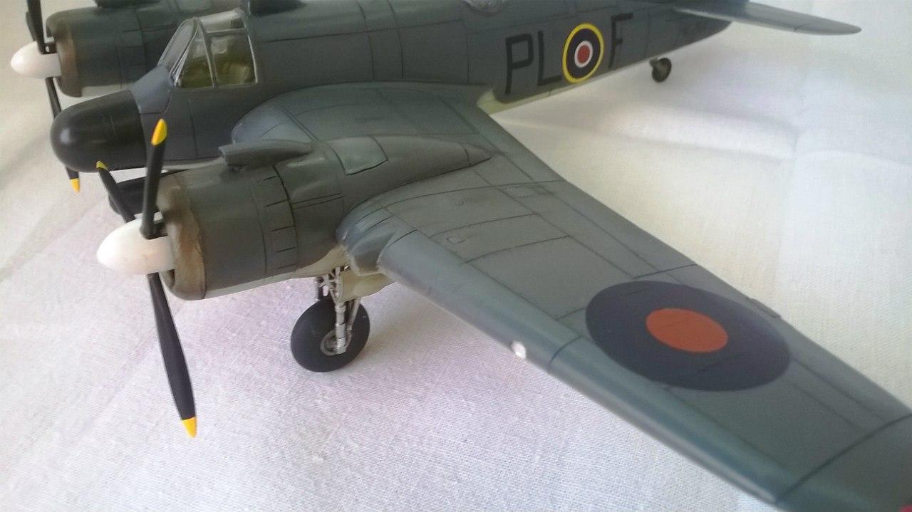 Bristol Beaufighter TF.Mk.X 1/72 (Revell) 2p55N5Gw7uU
