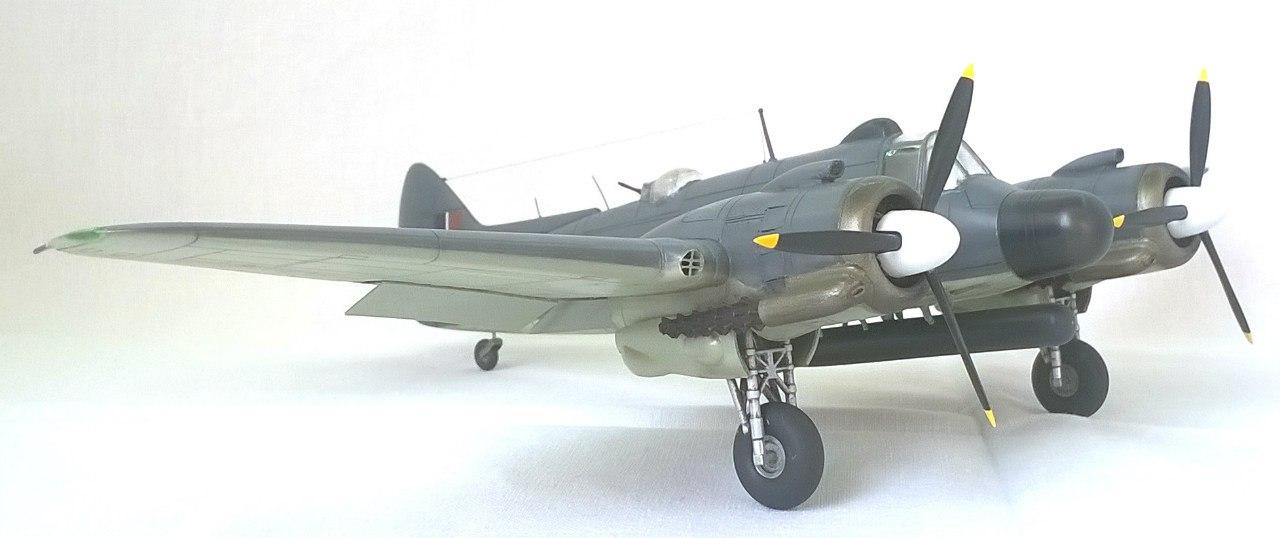 Bristol Beaufighter TF.Mk.X 1/72 (Revell) ZBUDMhRBIFQ