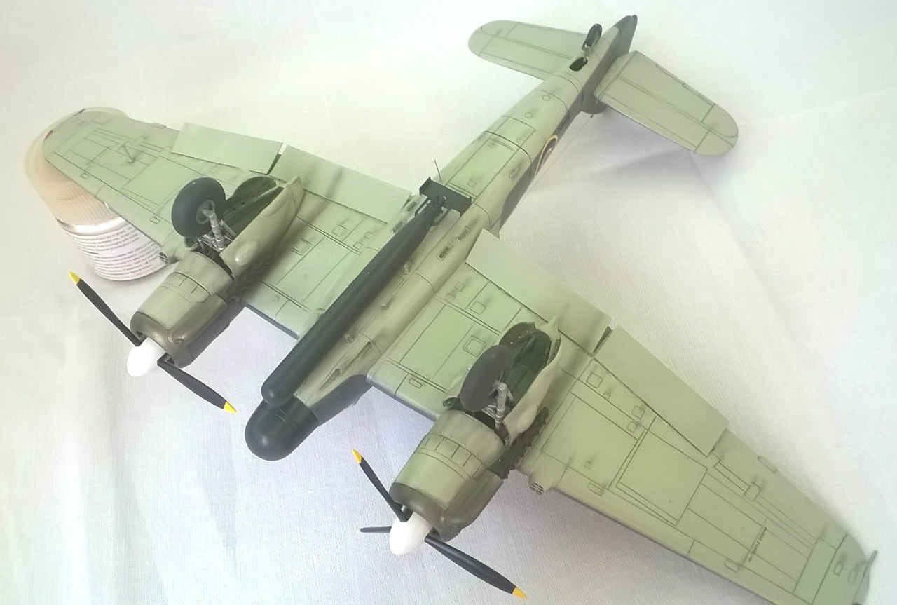 Bristol Beaufighter TF.Mk.X 1/72 (Revell) V9CX43T0-Ow