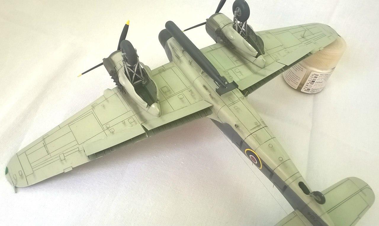 Bristol Beaufighter TF.Mk.X 1/72 (Revell) Rme2lAz8tKY