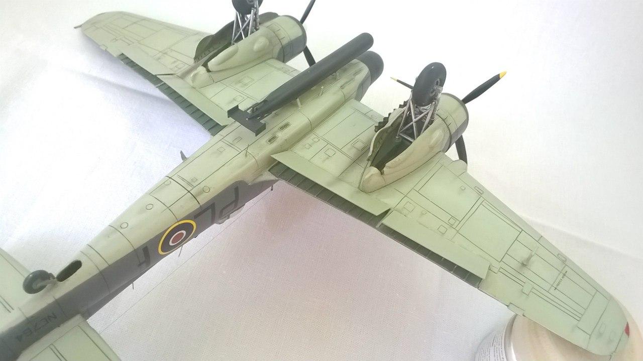 Bristol Beaufighter TF.Mk.X 1/72 (Revell) KwWhaUa7KhM