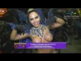 Brazil Carnival Dancer in Body Paint 2 | Brazilian Girls vk.com/braziliangirls