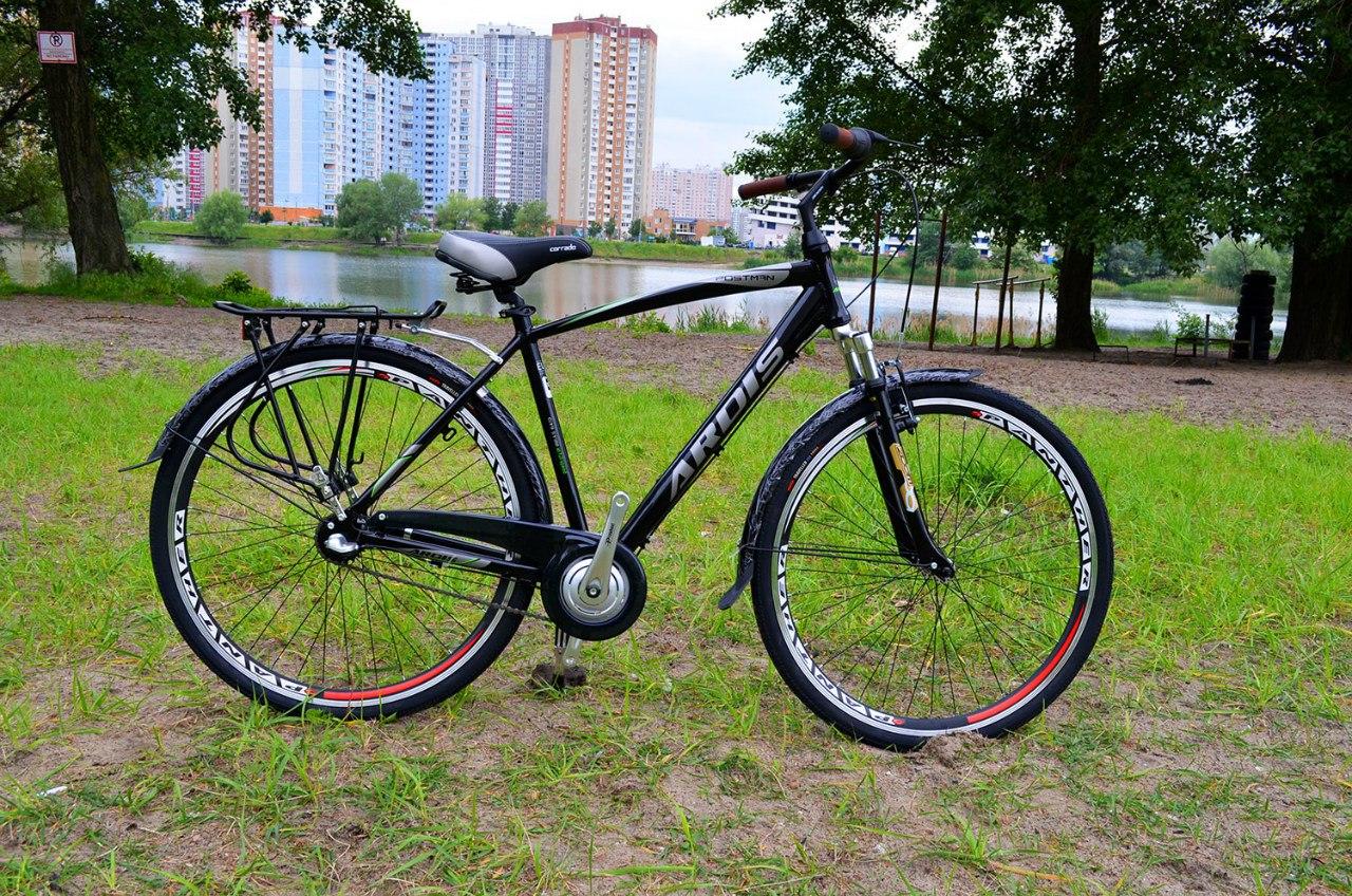 Велосипед Ardis Postman 28 обзор, характеристики, отзывы.