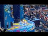 Zara Larsson - Never forget you - Arthur Ashe Kids Day (27.08.16)