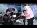 9.11.16 B.A.P смотрят видео времён дебюта и загадывают желание @ «B.A.P's Private Life» Special ep.2