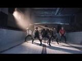 Хореография BTS-FIRE под разную музыку