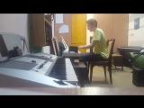 Fabrizio Paterlini  My Piano, The Clouds