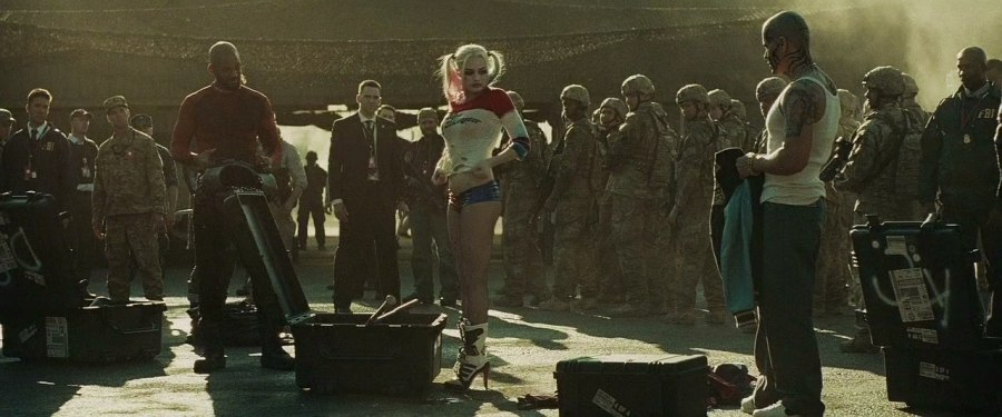 Отряд самоубийц / Suicide Squad (2016) BDRip 720p 60FPS скачать торрент