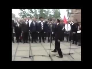 боевой пиндос Шляшко--я сосав, але сосав за украину