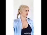 Kristen Hancher   musical.ly